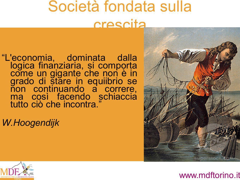 Società fondata sulla crescita