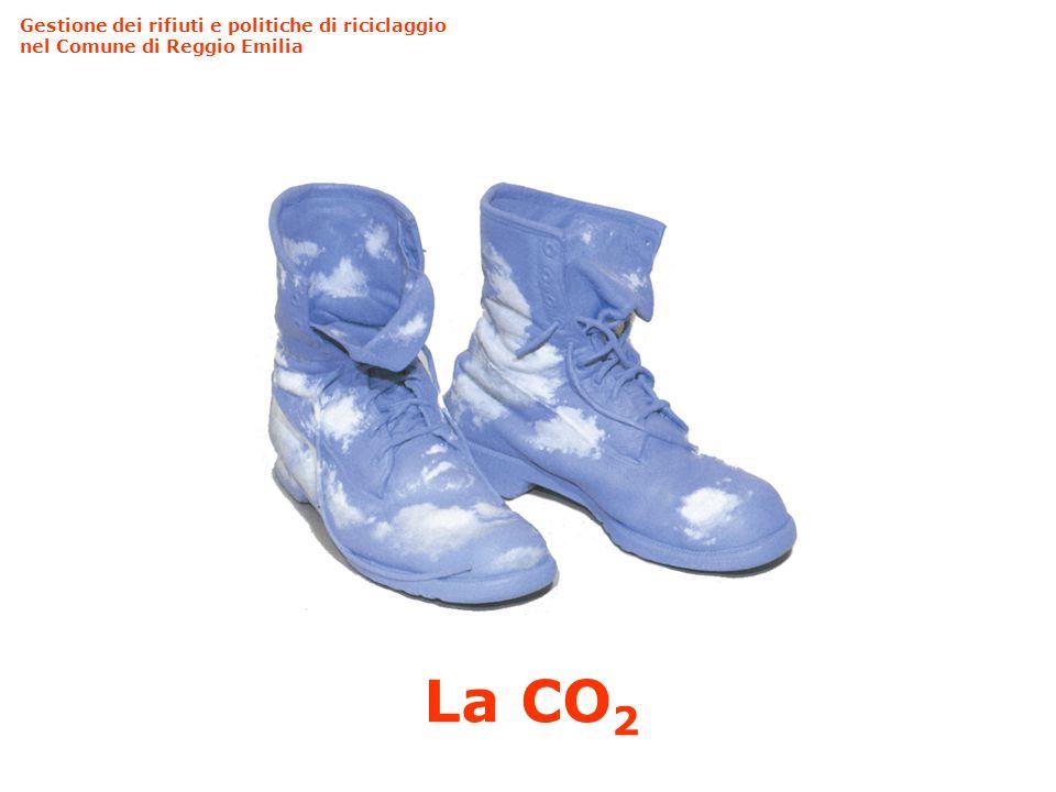 La CO2 Gestione dei rifiuti e politiche di riciclaggio