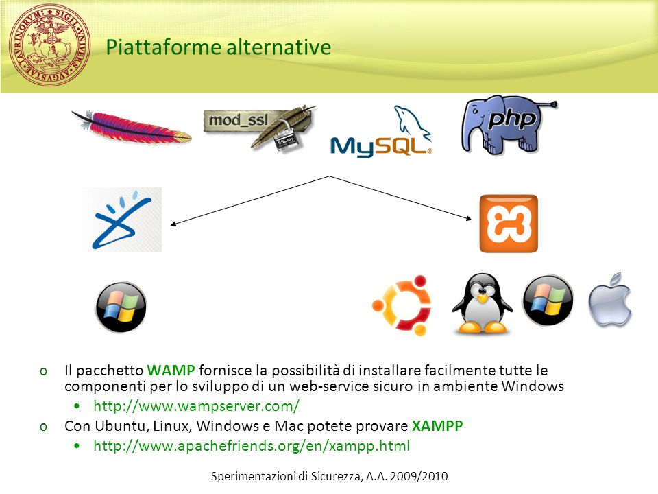 Piattaforme alternative