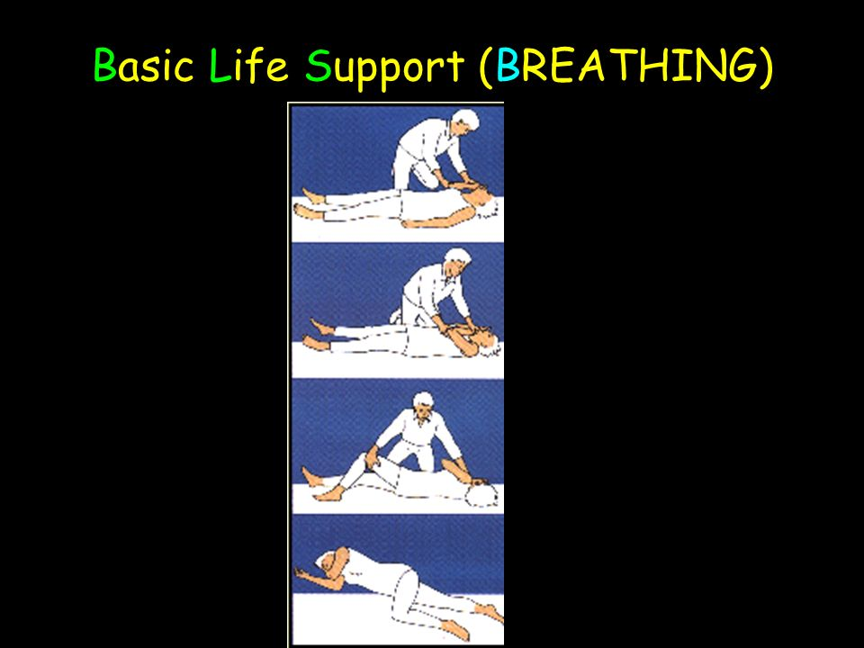 Basic Life Support (BREATHING)