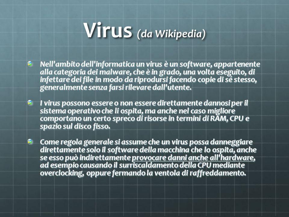 Virus (da Wikipedia)