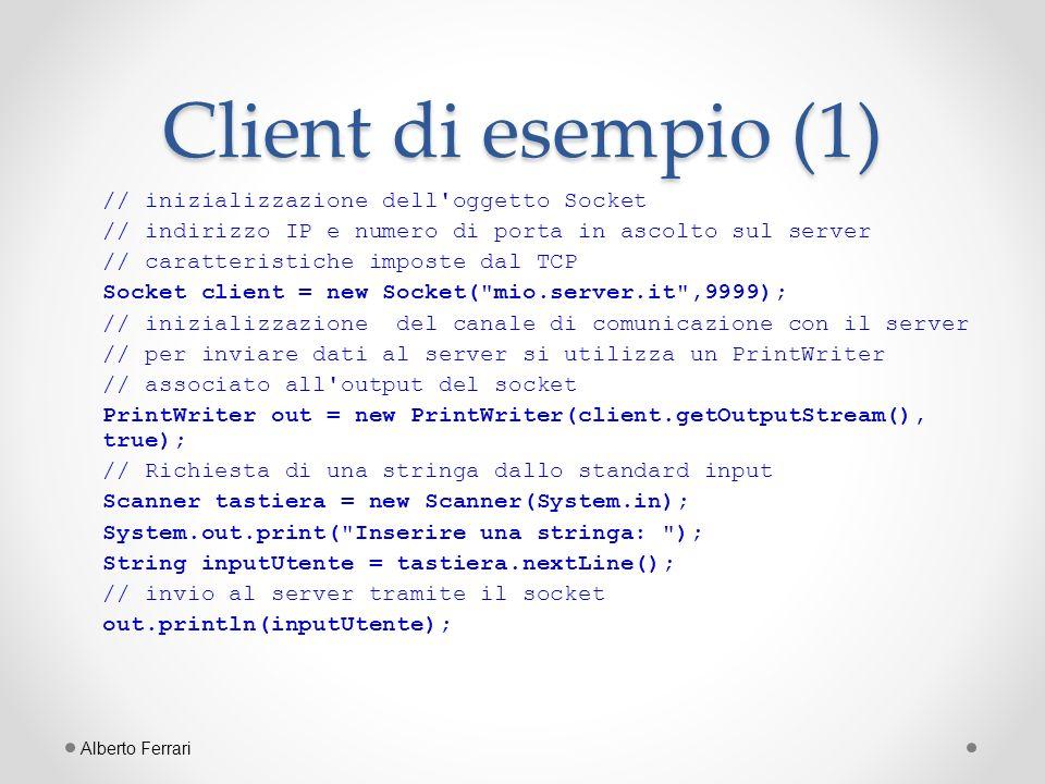 Client di esempio (1)