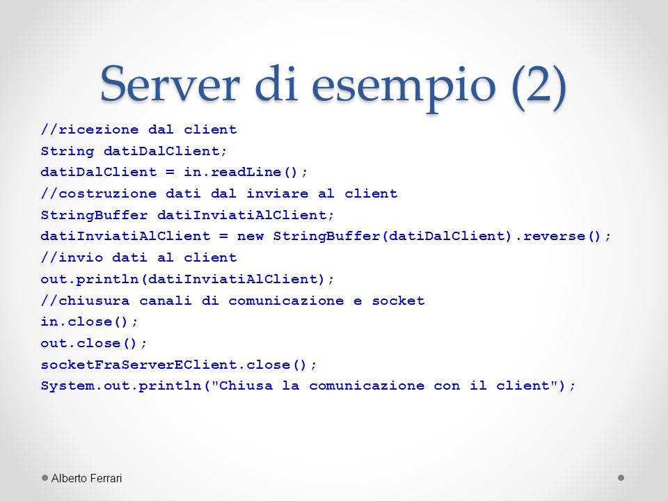 Server di esempio (2)