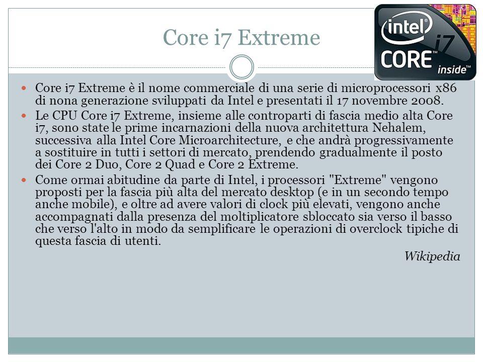 Core i7 Extreme