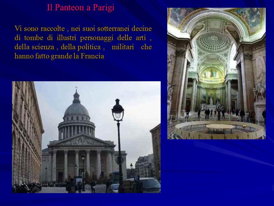 Il Panteon a Parigi