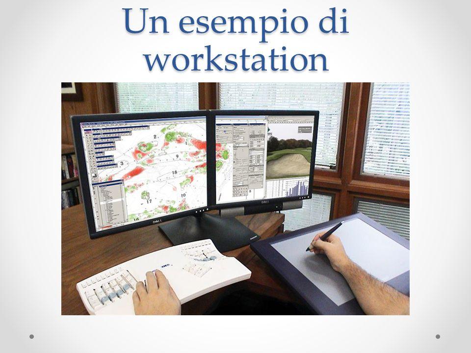 Un esempio di workstation