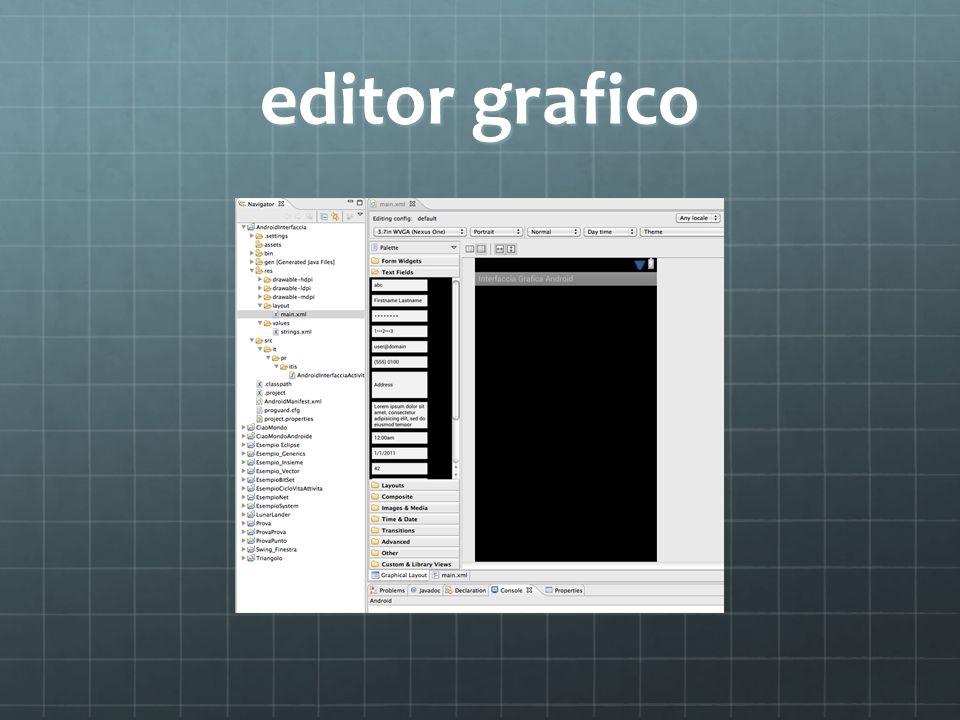 editor grafico