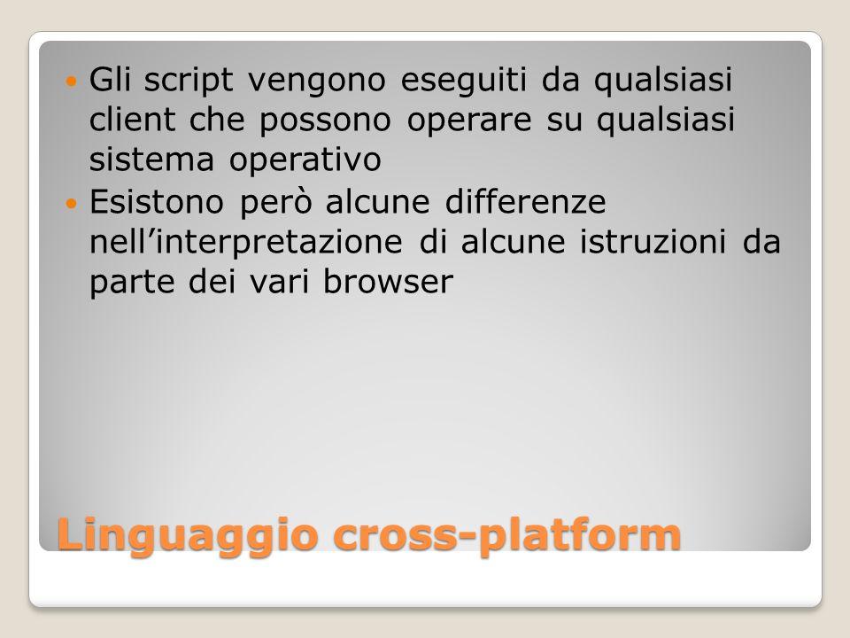 Linguaggio cross-platform