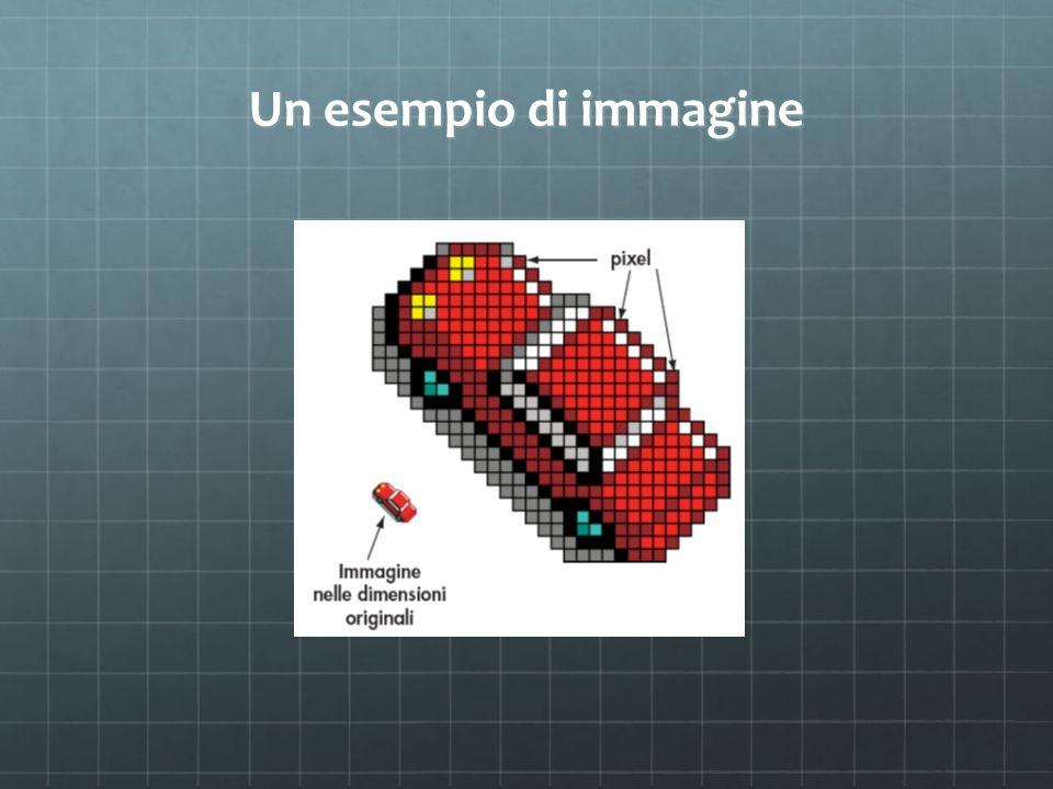 Un esempio di immagine