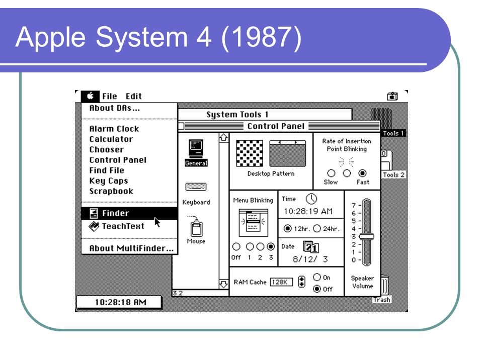Apple System 4 (1987)