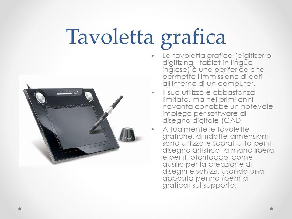 Tavoletta grafica