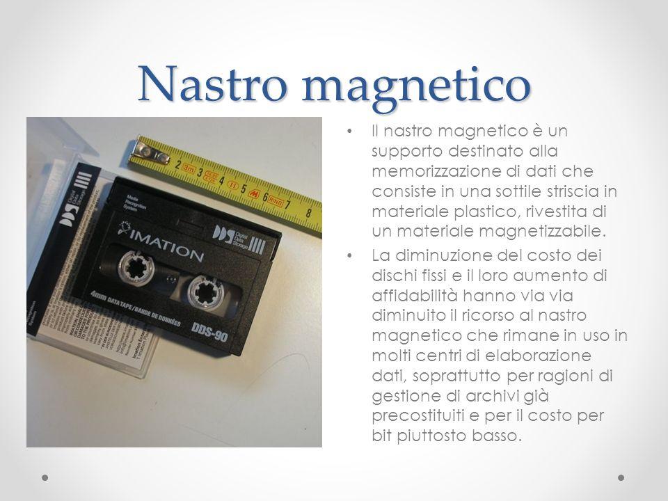 Nastro magnetico
