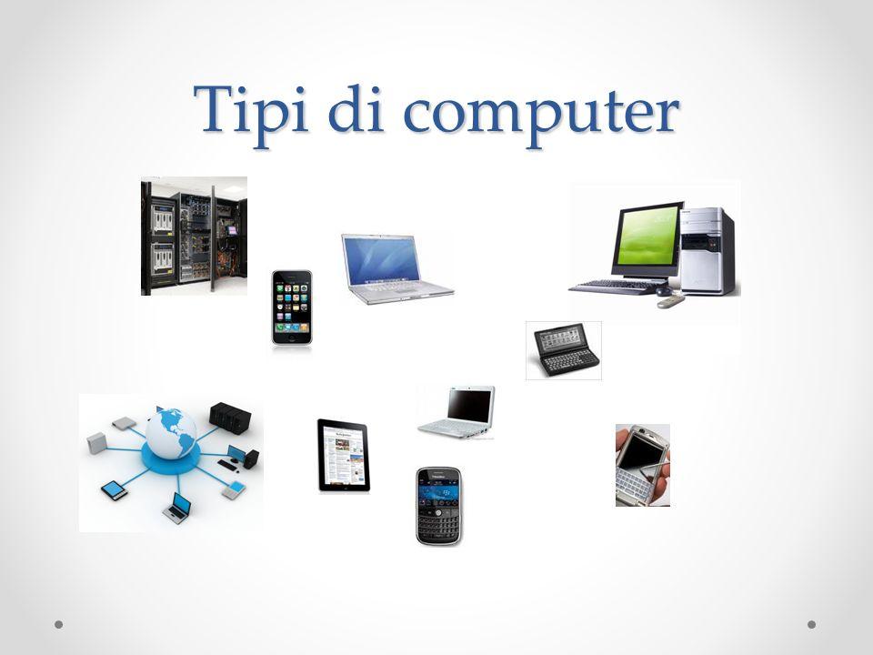 Tipi di computer