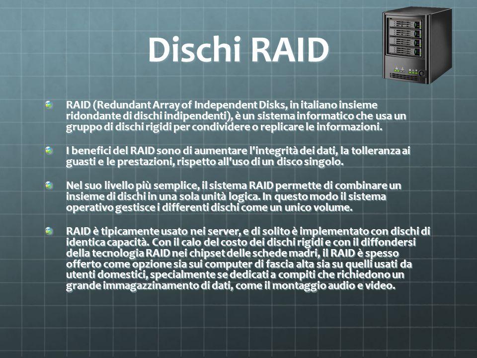 Dischi RAID