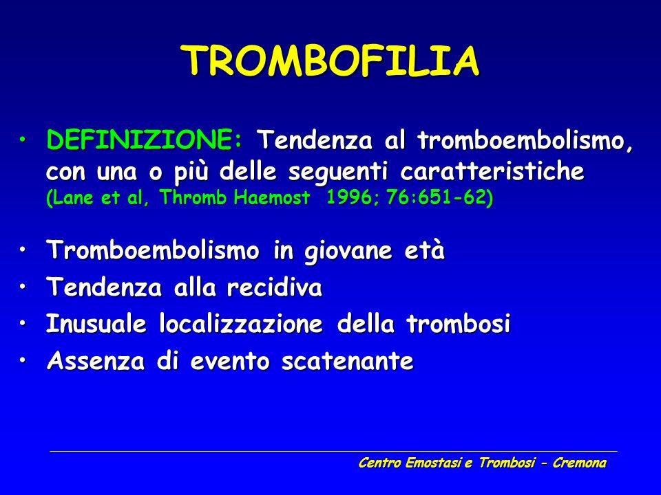 Centro Emostasi e Trombosi - Cremona