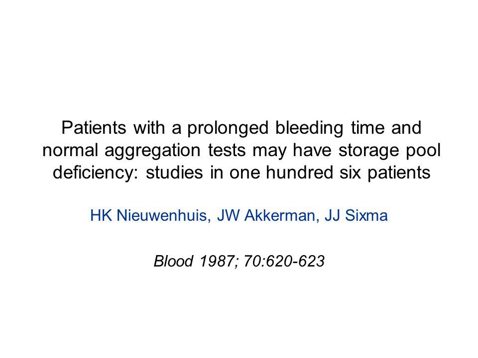 HK Nieuwenhuis, JW Akkerman, JJ Sixma Blood 1987; 70:620-623