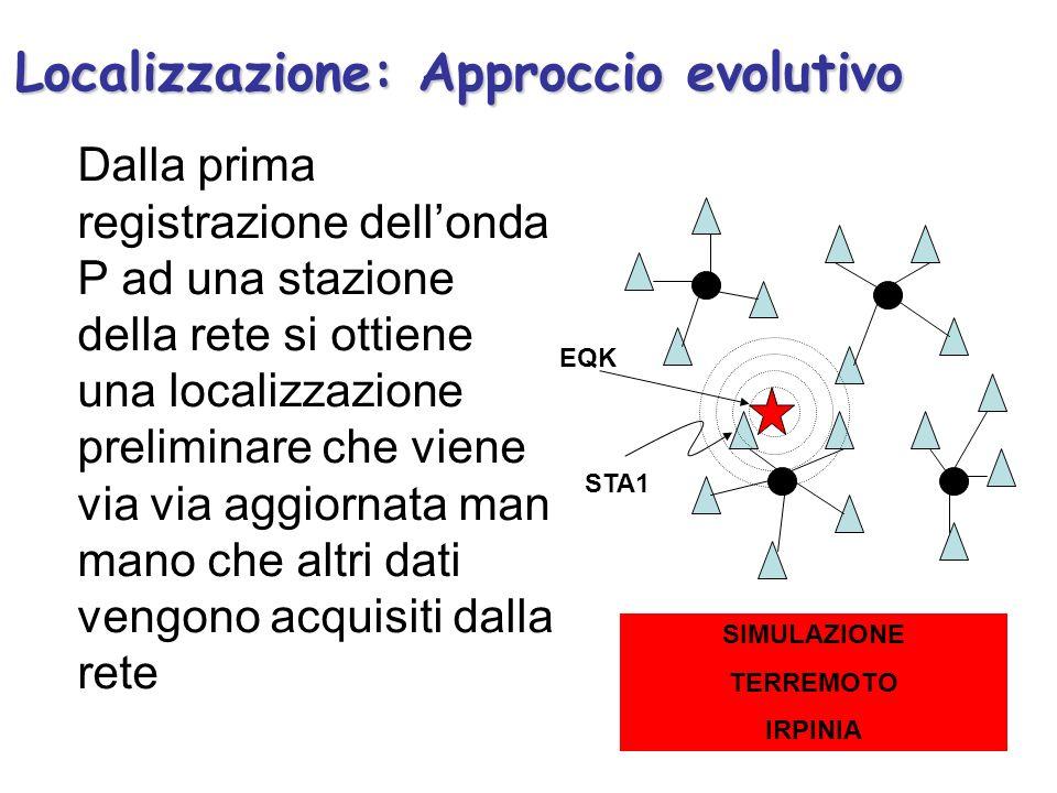 Localizzazione: Approccio evolutivo