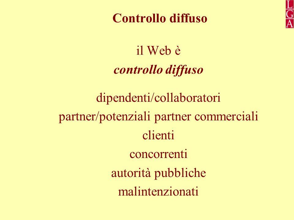 Controllo diffuso controllo diffuso