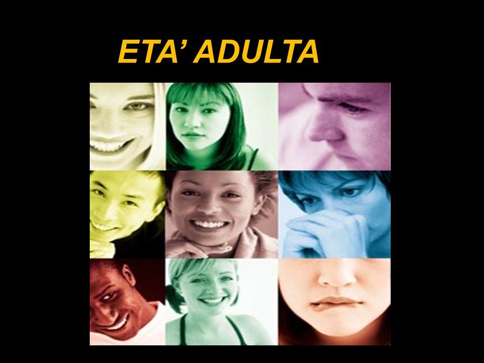 ETA' ADULTA