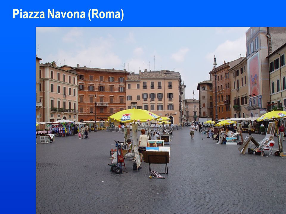Piazza Navona (Roma) ITL112