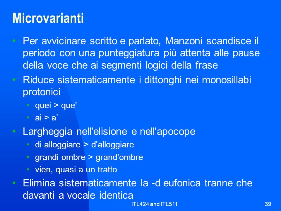 Microvarianti