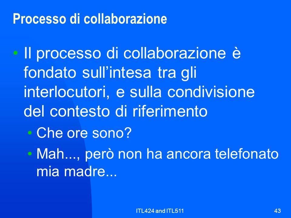 Processo di collaborazione