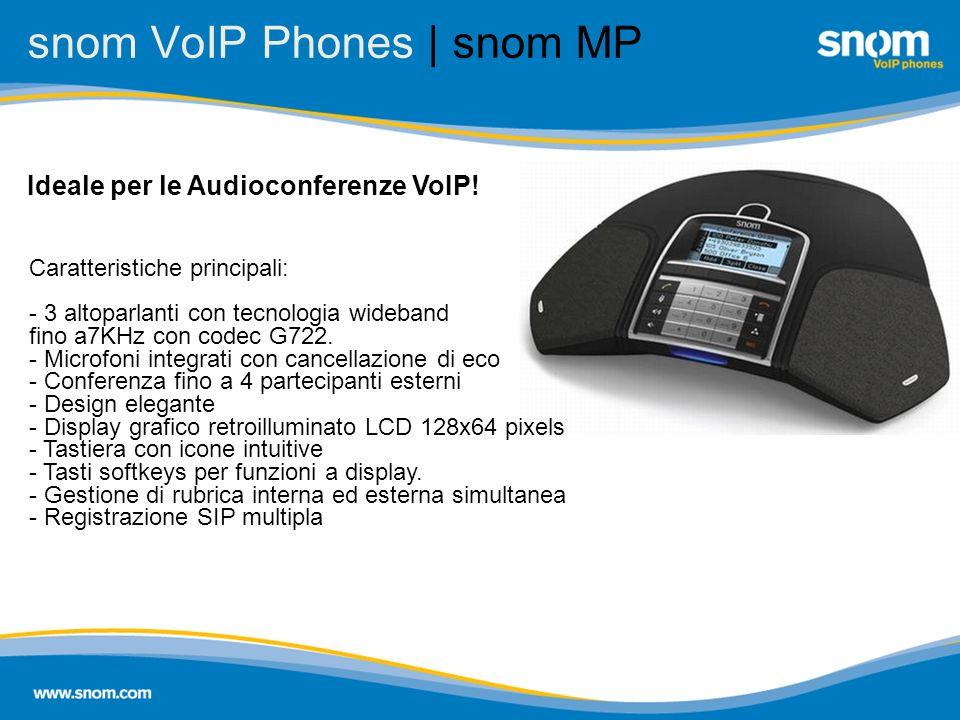 snom VoIP Phones | snom MP
