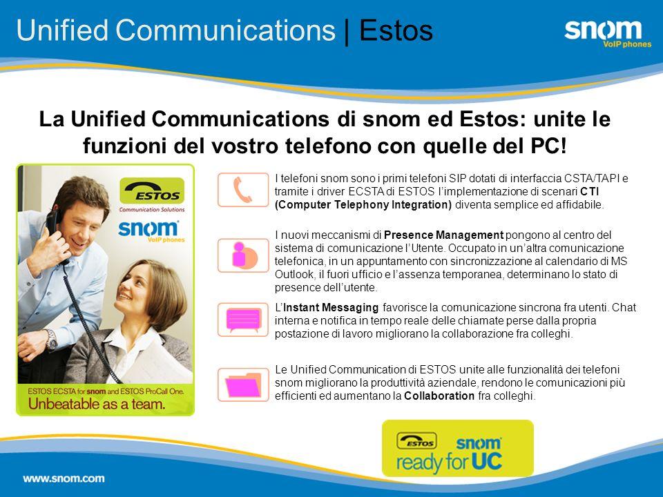 Unified Communications | Estos