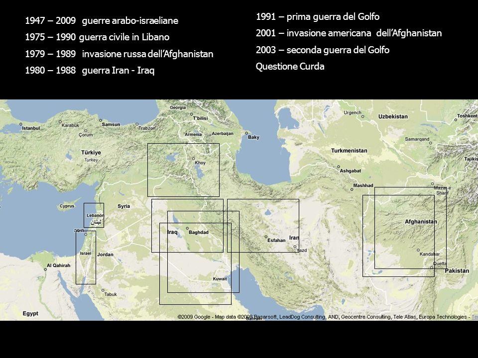 1991 – prima guerra del Golfo