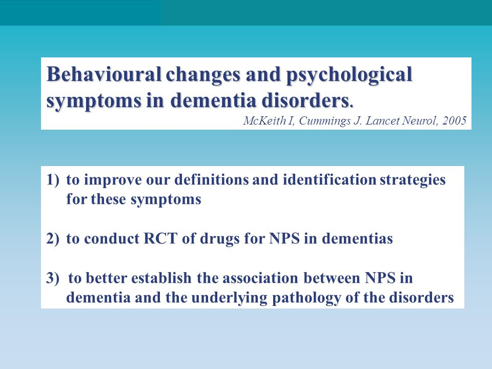 Understand and meet the nutritional requirements of individuals with dementia