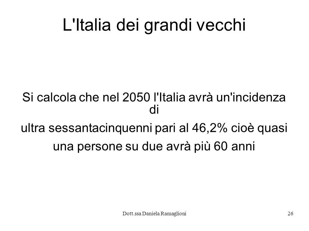 L Italia dei grandi vecchi