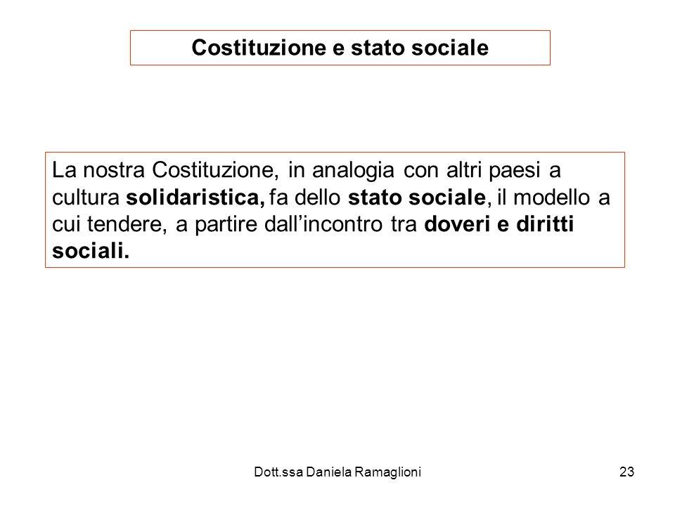 Costituzione e stato sociale
