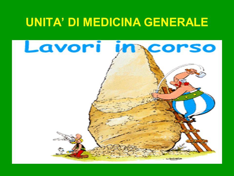 UNITA' DI MEDICINA GENERALE