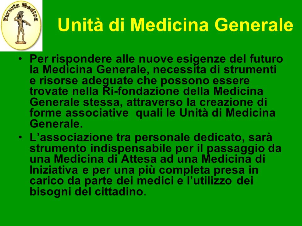 Unità di Medicina Generale