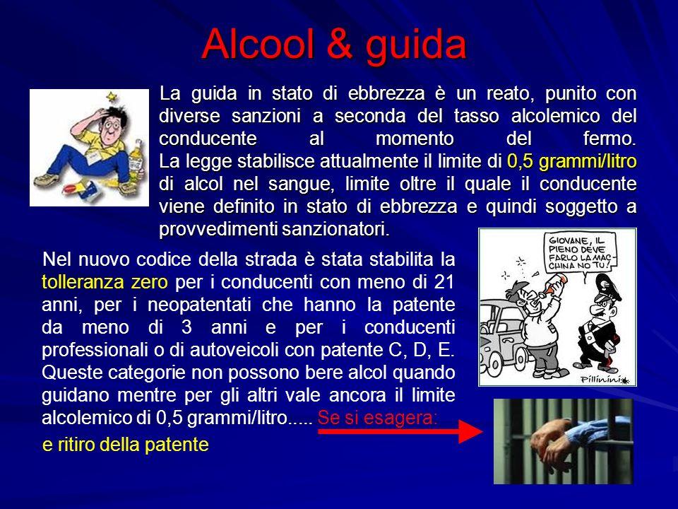 Alcool & guida
