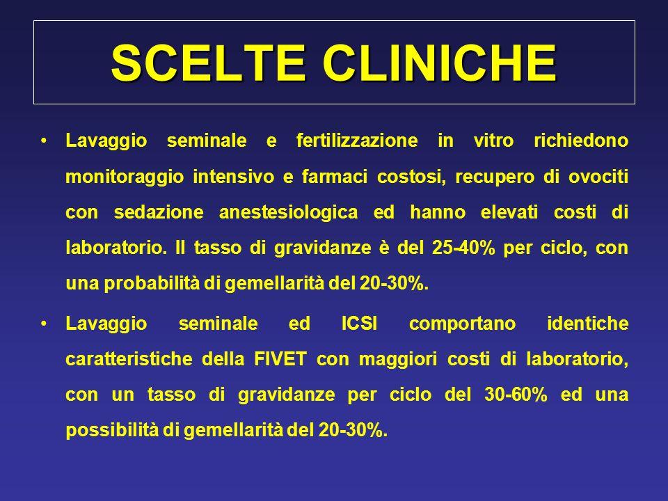 SCELTE CLINICHE
