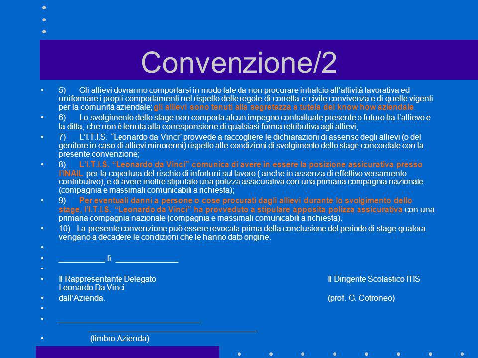 Convenzione/2