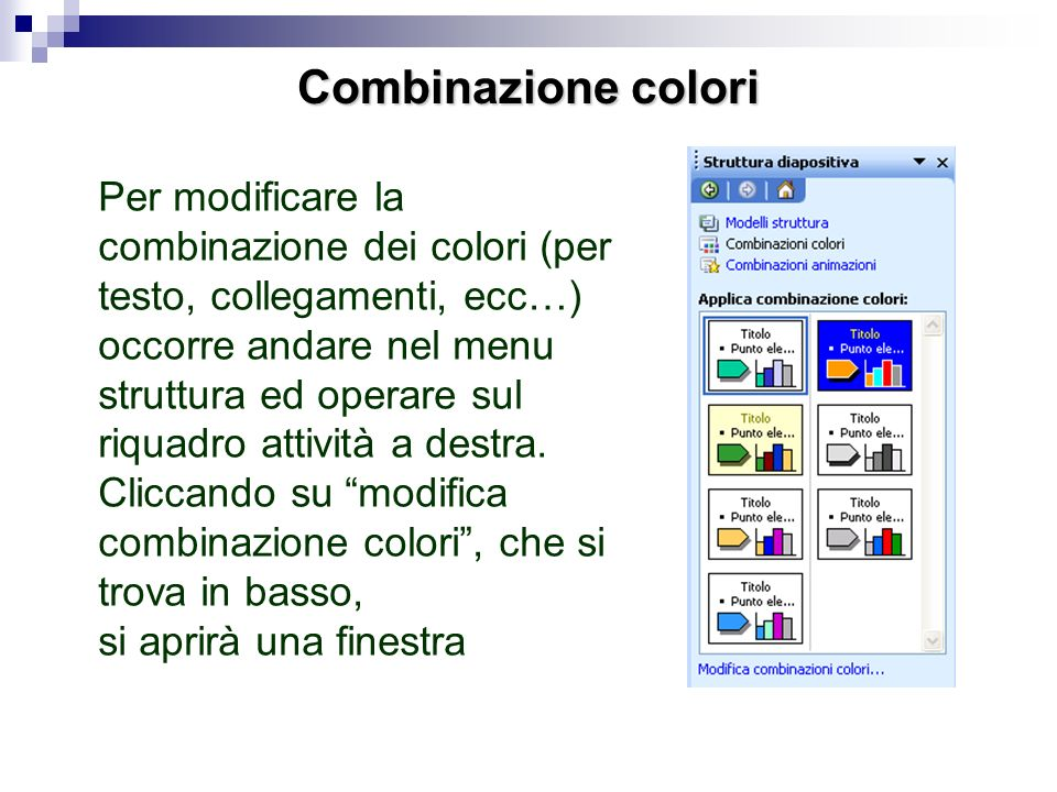Power point lezione breve ppt video online scaricare - Testo la finestra ...