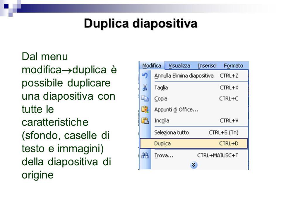 Duplica diapositiva