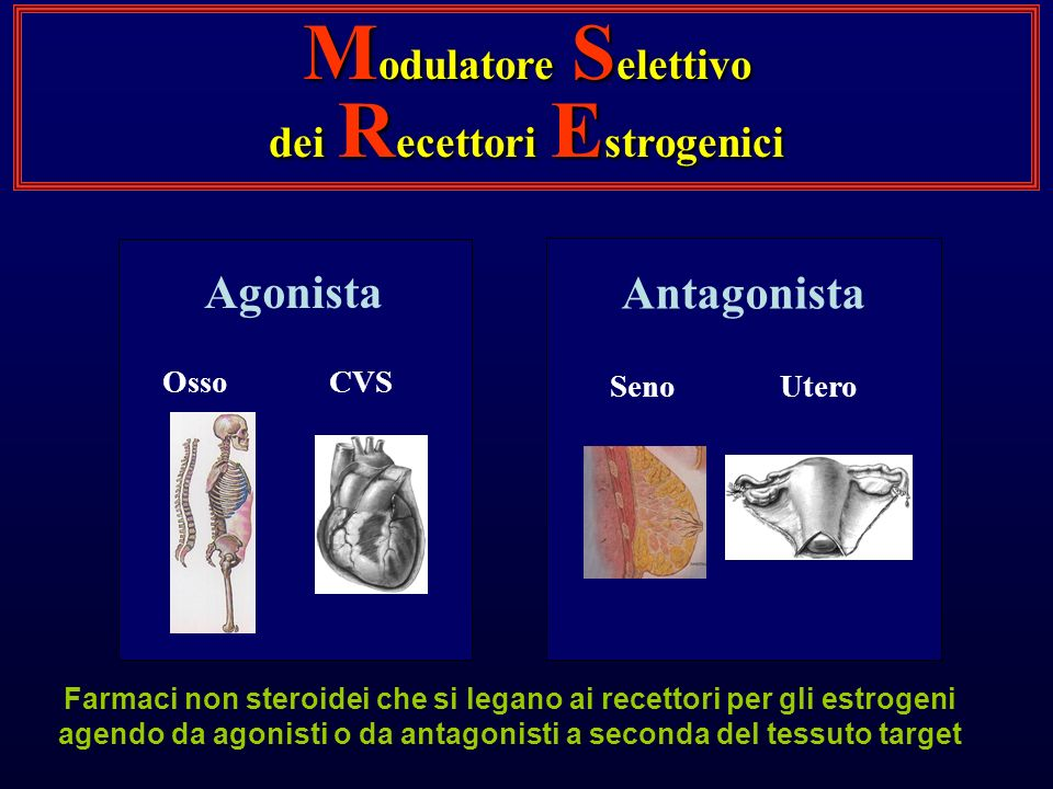 dei Recettori Estrogenici