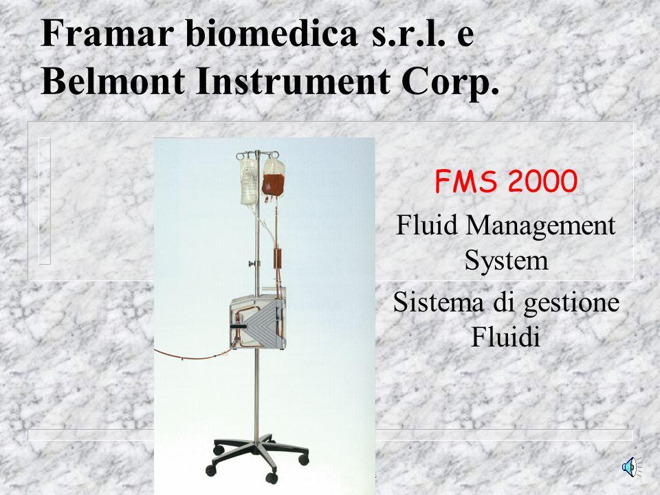 Framar biomedica s.r.l. e Belmont Instrument Corp.