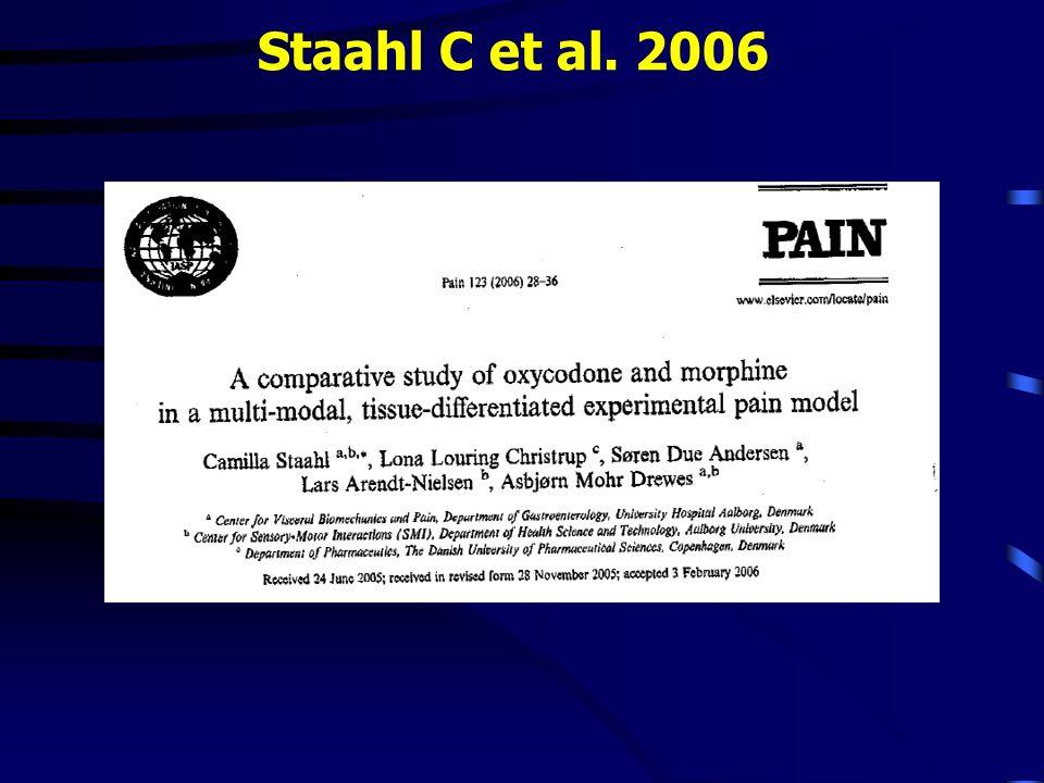 Staahl C et al. 2006