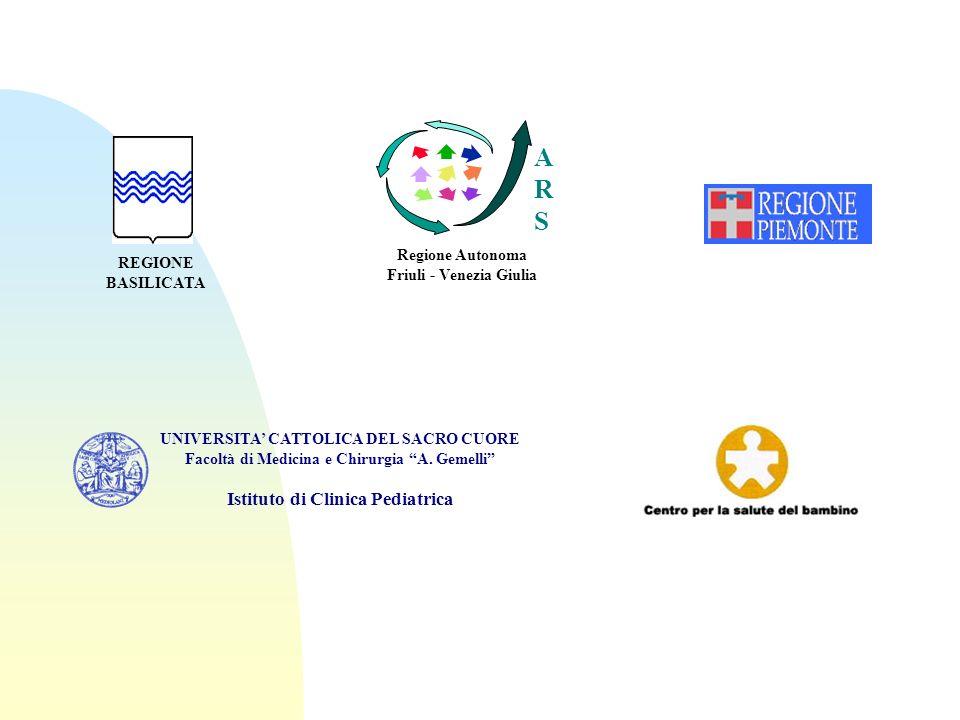 Friuli - Venezia Giulia Istituto di Clinica Pediatrica