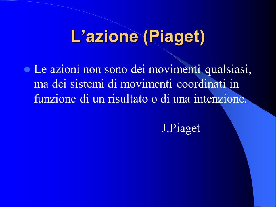 L'azione (Piaget)