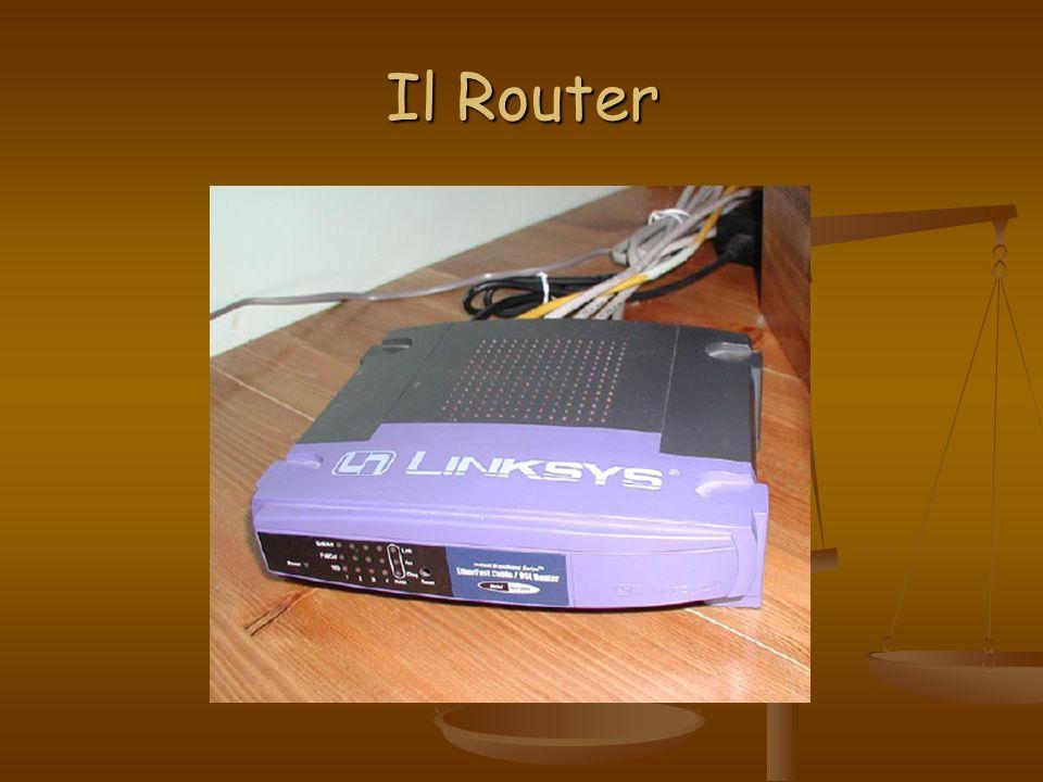 Il Router
