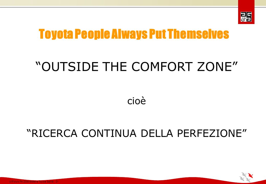 Toyota People Always Put Themselves