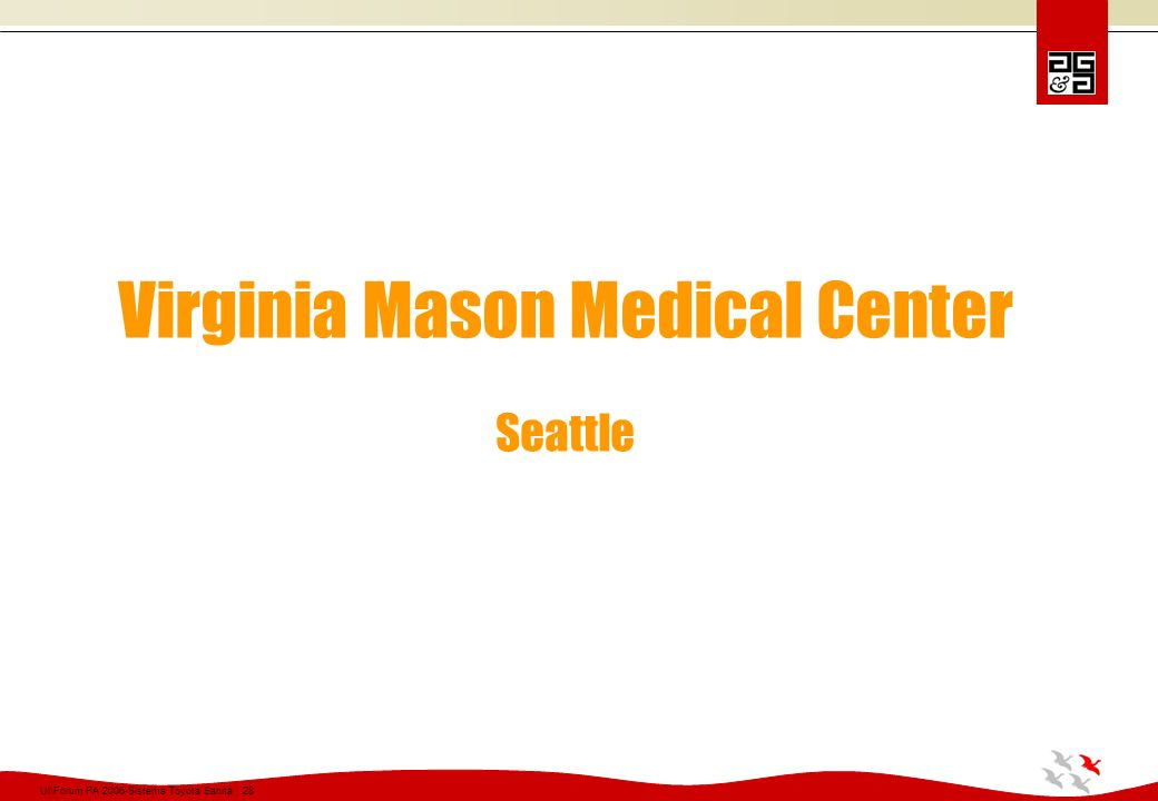 Virginia Mason Medical Center Seattle