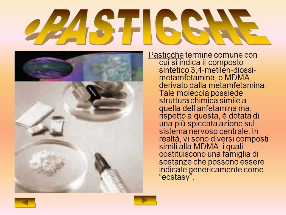 PASTICCHE
