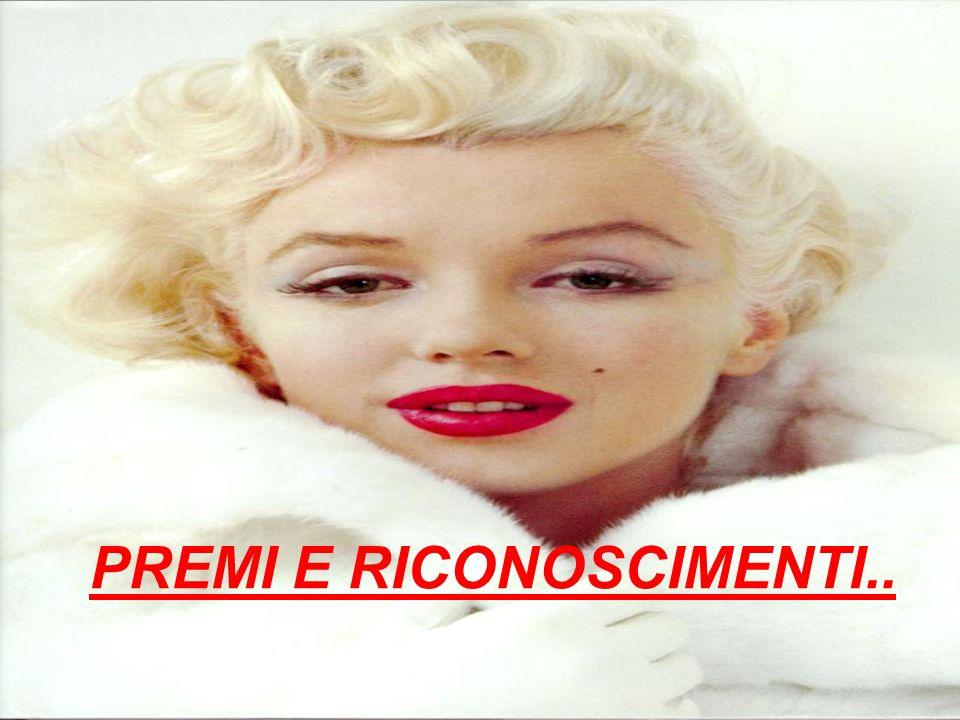 PREMI E RICONOSCIMENTI..