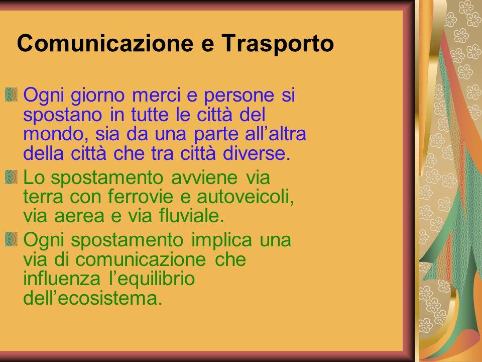 Comunicazione e Trasporto
